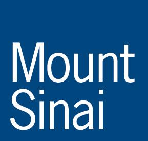 L'ancien logo du Mount Sinai Hospital