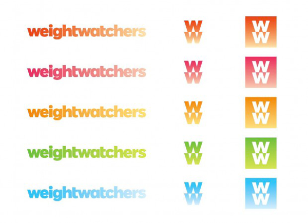 Déclinaisons couleurs du logo
