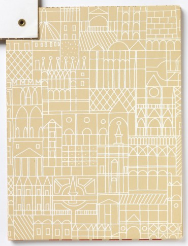 Sample Book, Wallpapers Designed by Alexander Girard for Herman Miller, 1953