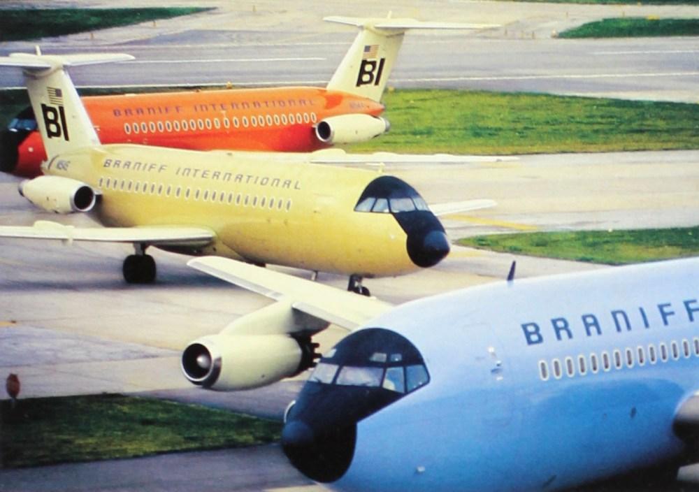 braniff-planes