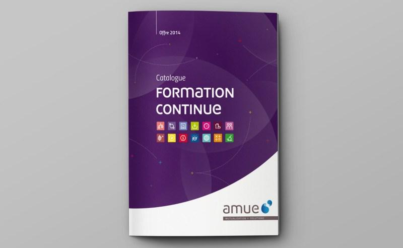 Création d'un catalogue de formation pour l'Agence de Mutualisation des Universités
