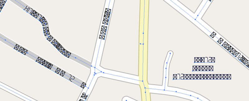 openstreet-map-to-illustrator-text