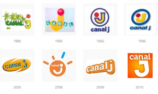 canal-j-histoire-logos
