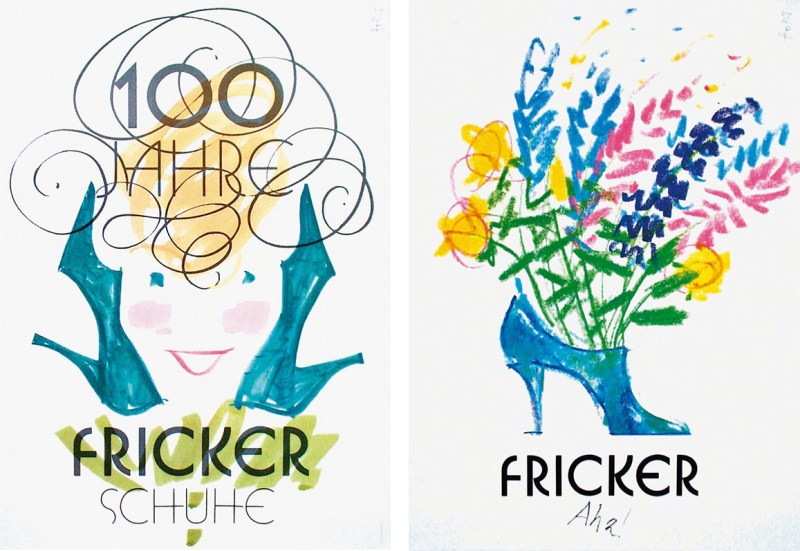 hph_drawing-fricker-schuhe-poster-vintage-hans-peter-hort