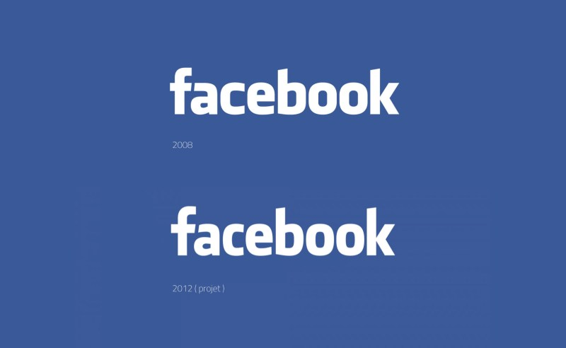 L'identité visuelle de Facebook