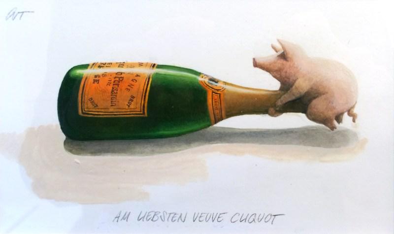 champagne-cochon