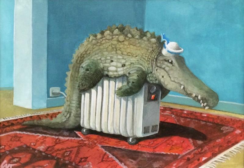 crocodile-chauffage