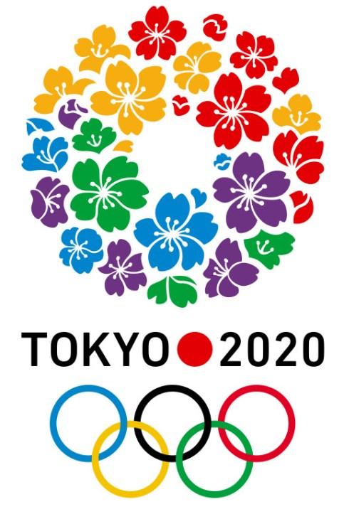 Logo de la candidature de Tokyo (Ai Shimamine - 2012)