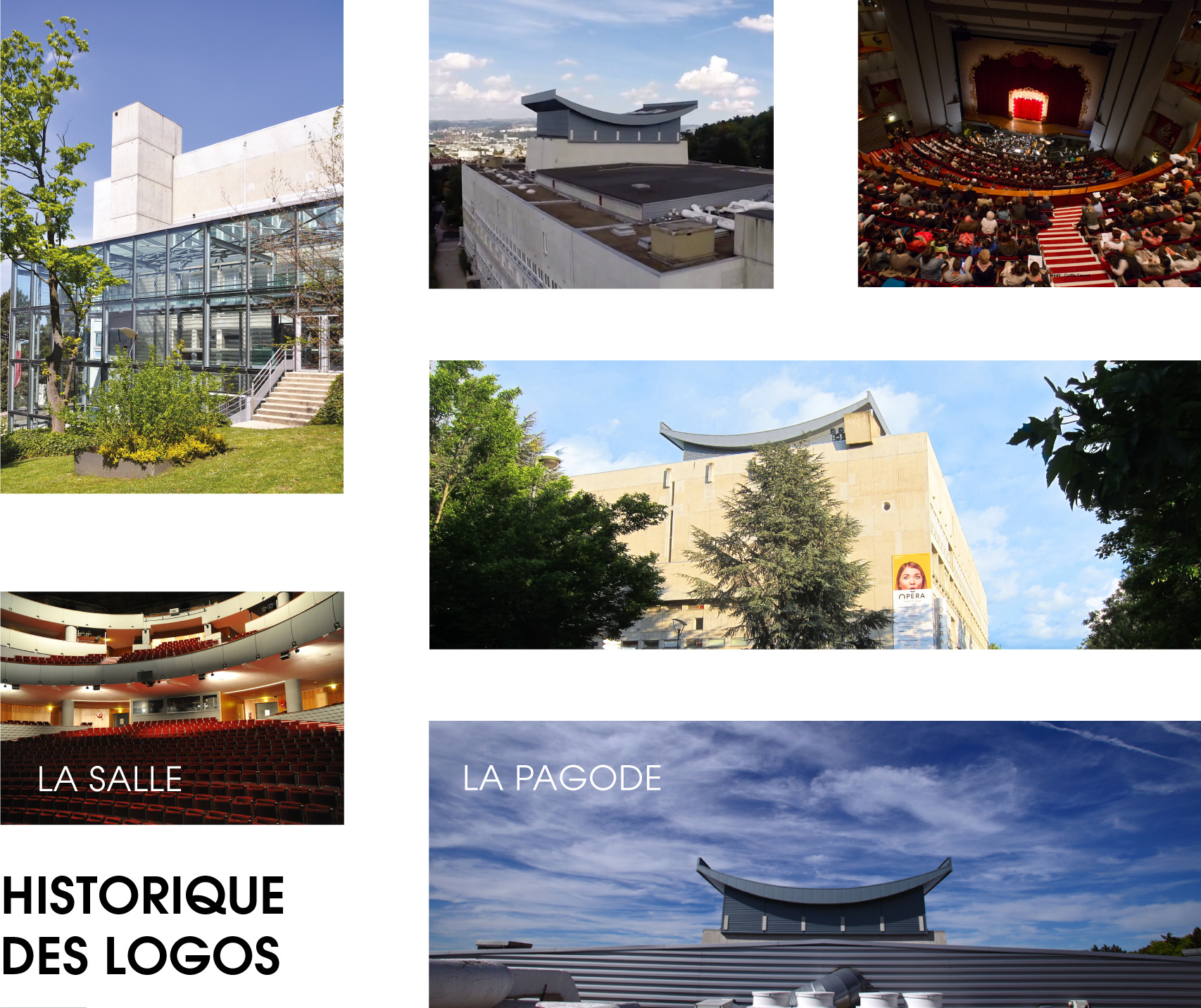 Saint Tienne Opera House Graphine Agence De