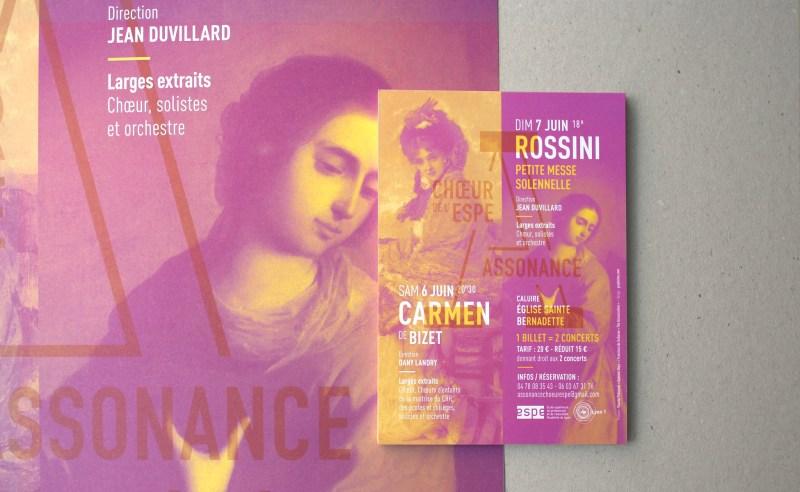 Carmen et Rossini en affiche !