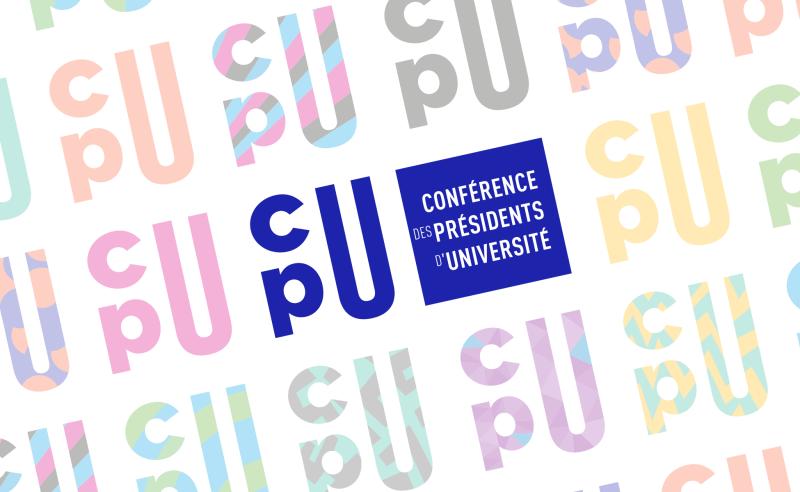 La Conférence des Présidents d'Université change son identité visuelle