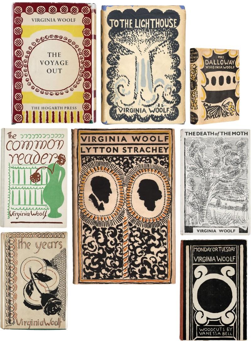virginia-woolf-livres