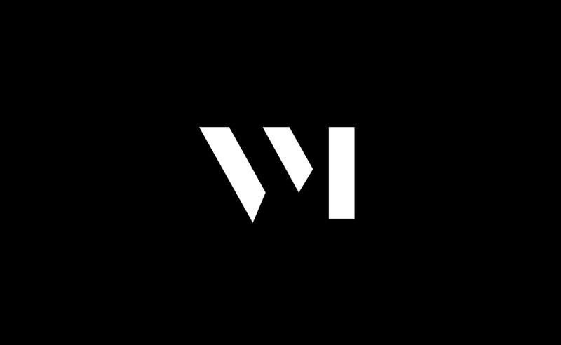 Identité visuelle start-up numérique Vitrine Média