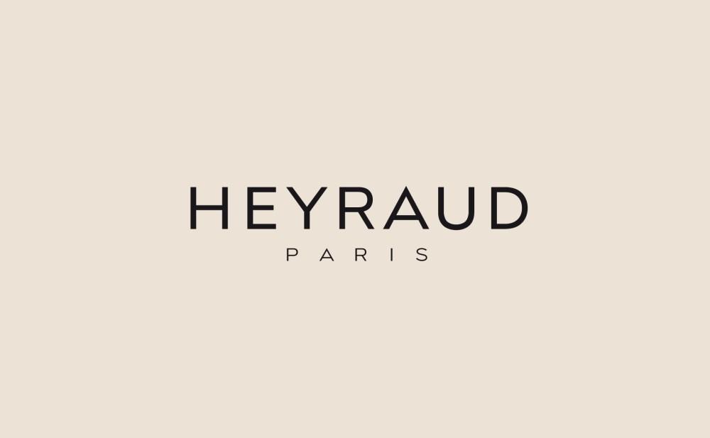 Identité visuelle marque chaussures Heyraud
