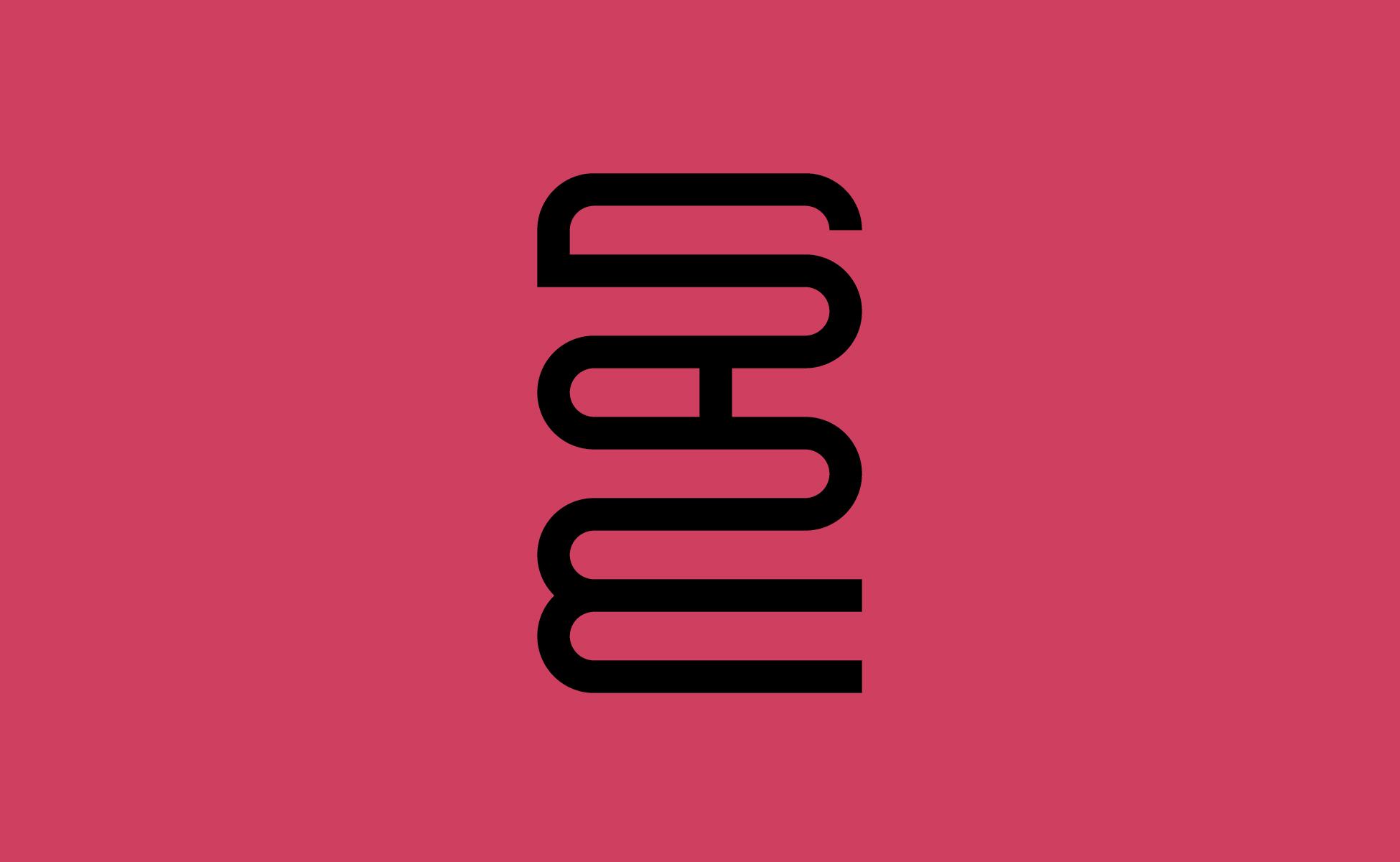 a mad logo for the musée des arts déco graphéine