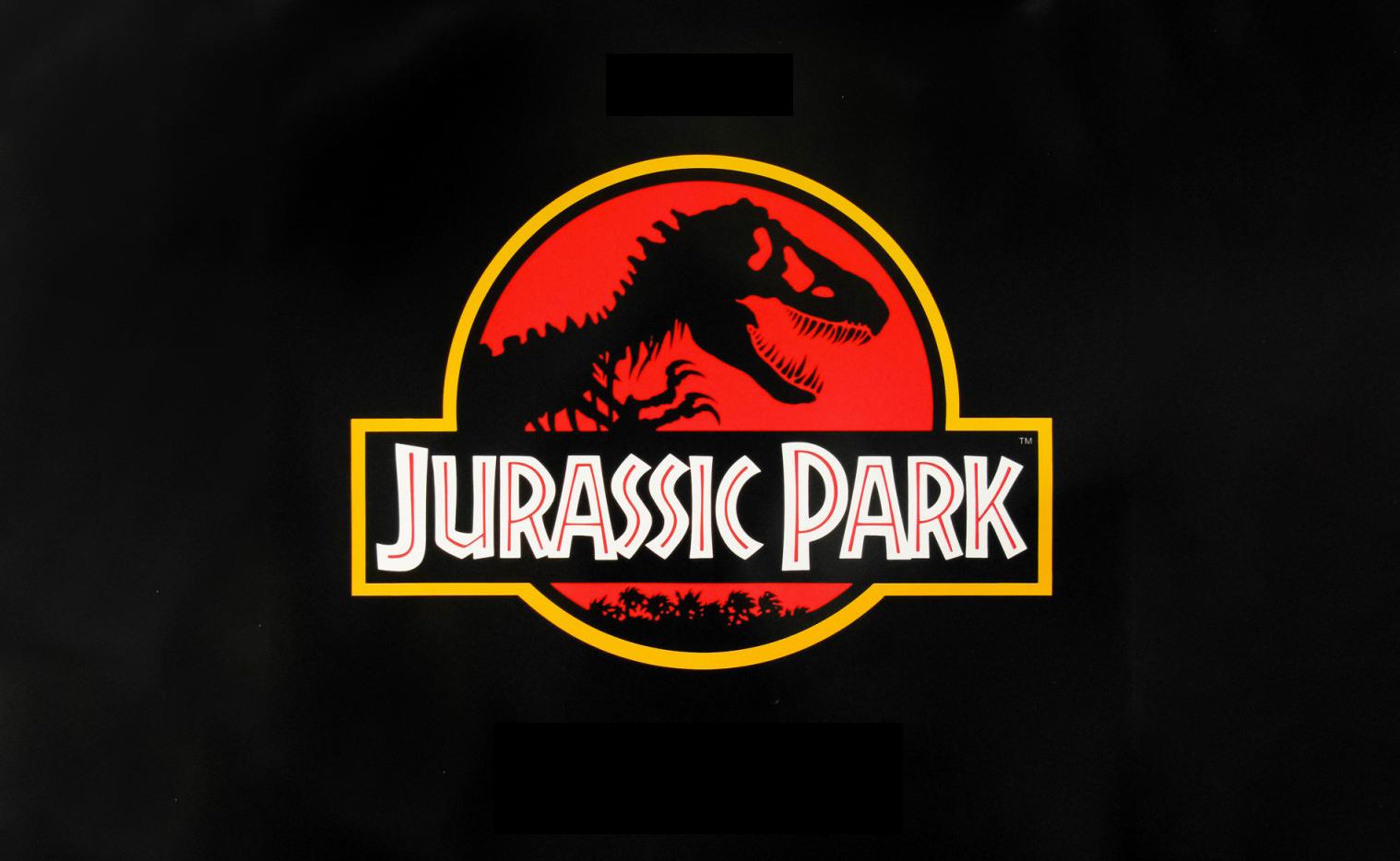 Jurassic Park logosaurus