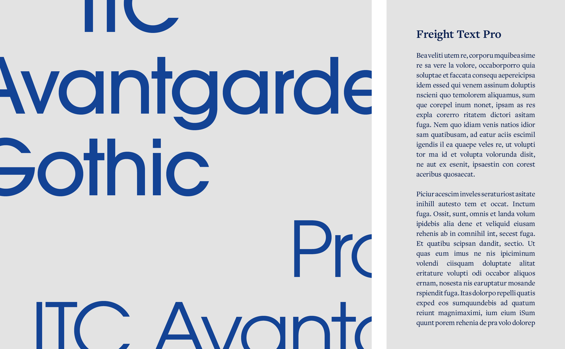 principe typographiques