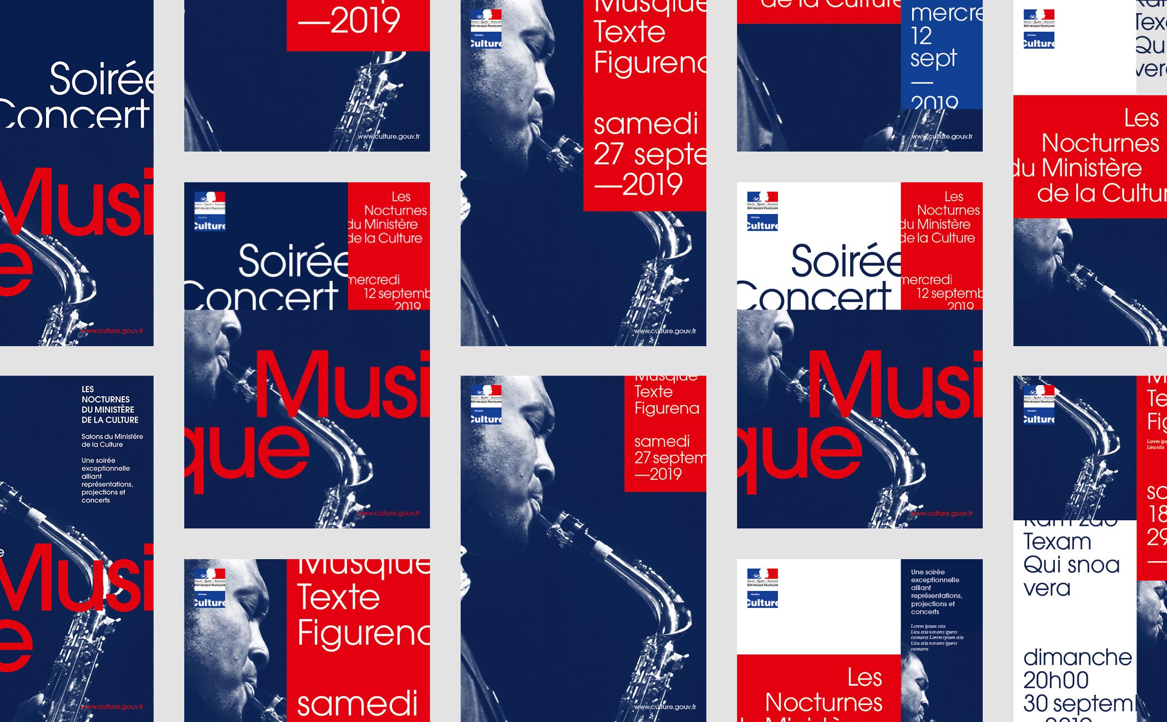 Jazz poster musique design