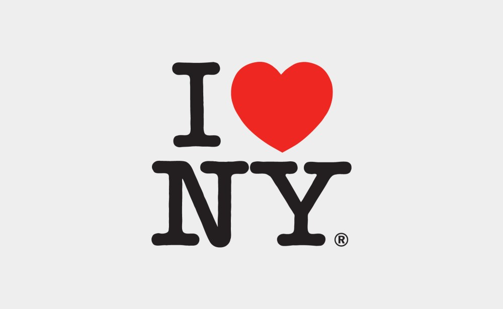 Logo I Love New York Milton Glaser