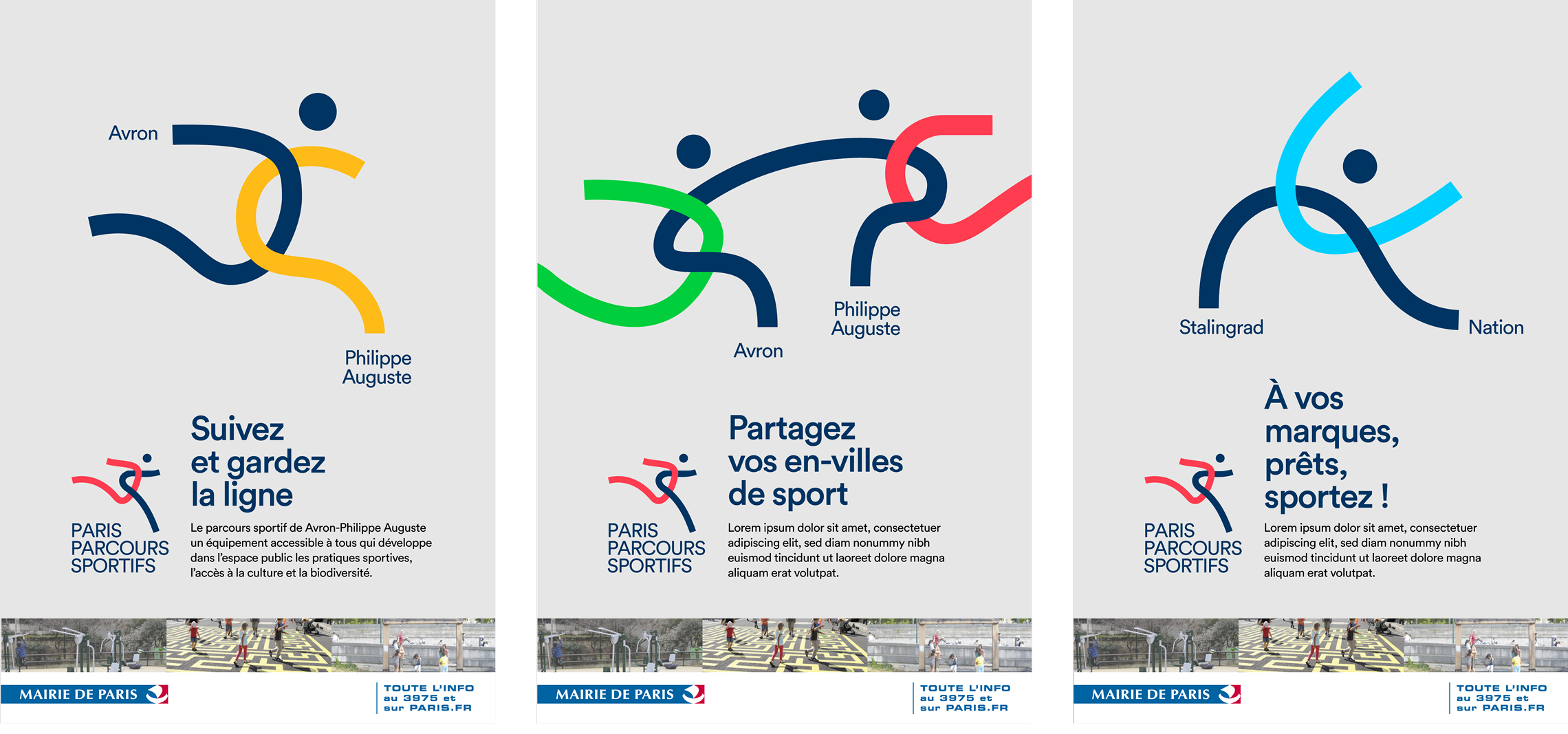 campagne sport paris