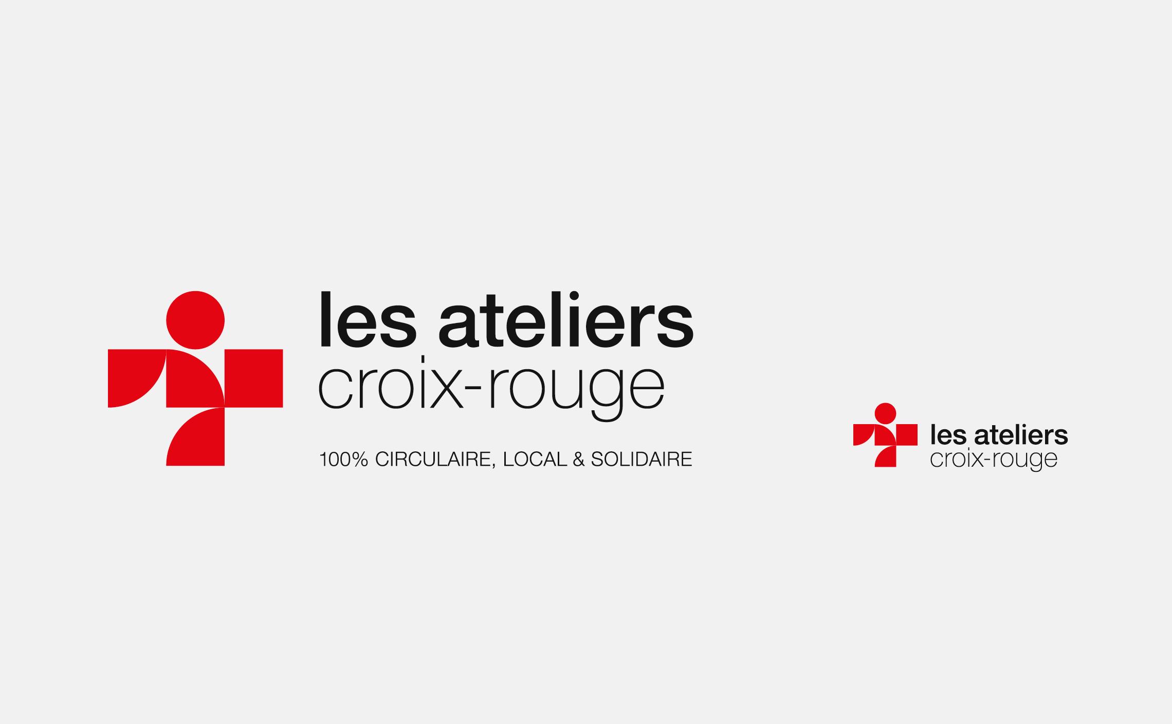 brand design croix-rouge