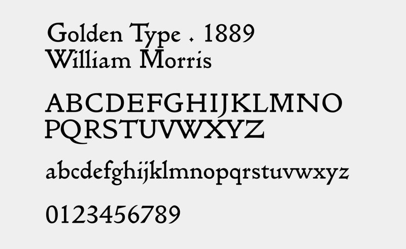 golden-type-w-morris