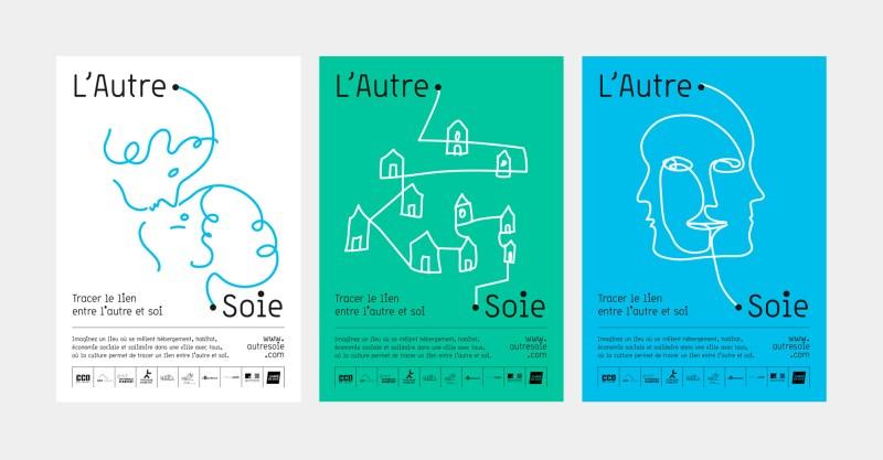 affiches participatives graphisme autre soie