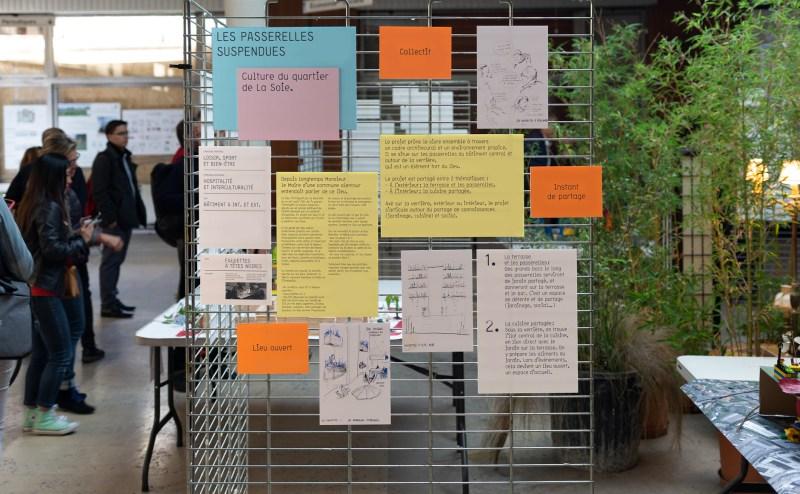 Exposition urbanisme architecture