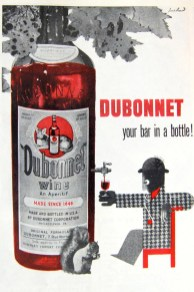 Dubonnet - your bar in a bottle 2
