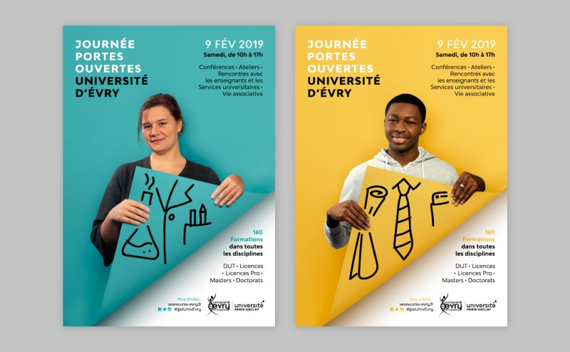 Évry University open day: reveal your professional future!