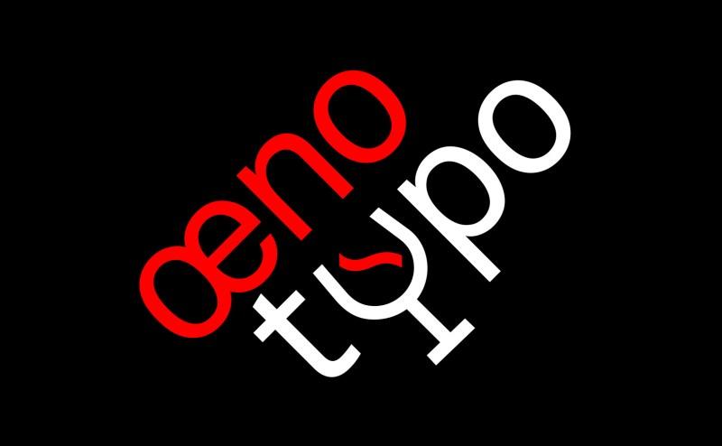 Oenotypo, une exposition qui mêle création typographique et vins d'Afrique du sud
