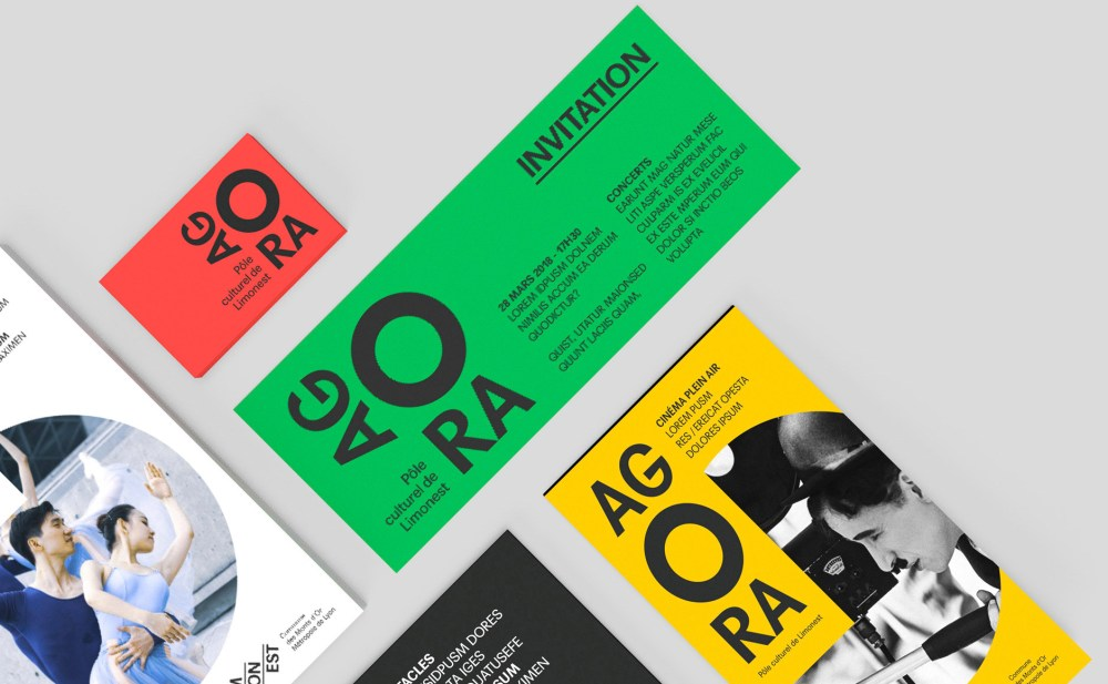 Brand design Cultural season