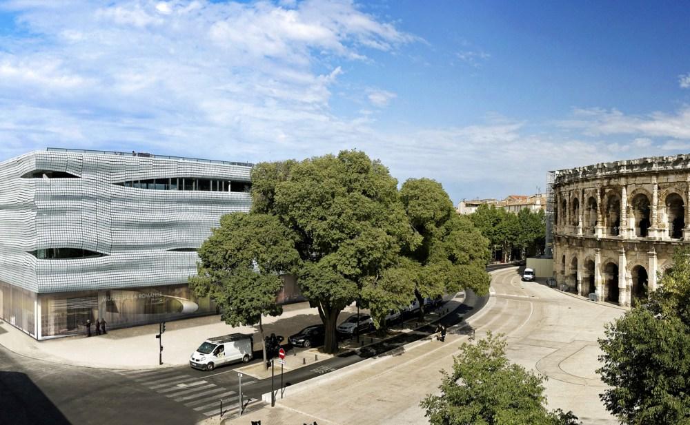 musée romanité nimes