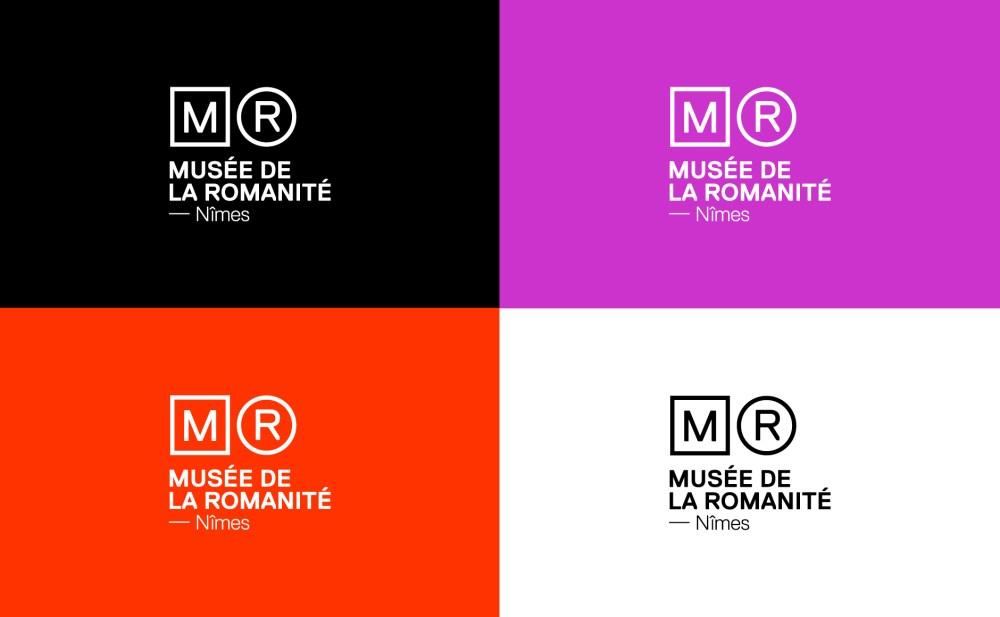 couleurs du logotype charte graphique