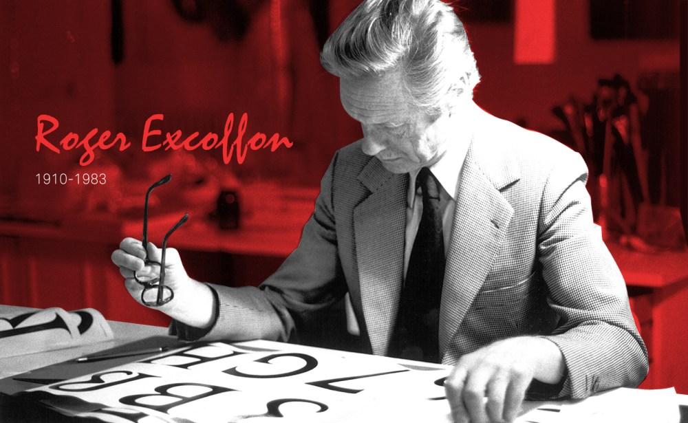 portrait roger exconffon type design