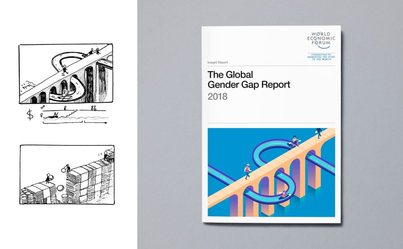vectorial-illustrations-gender-gap-WEF