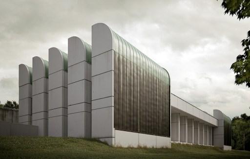 Bauhaus-architecture