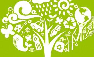 affiche développement durable paris