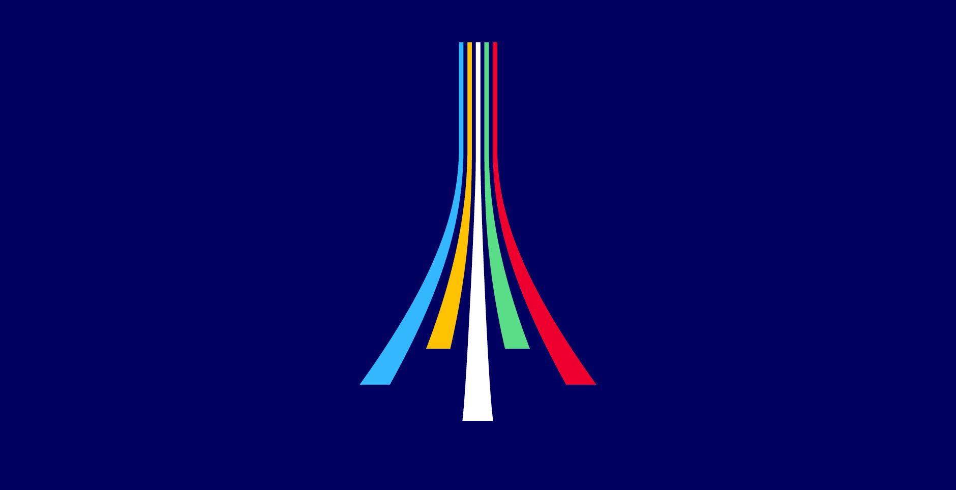 Jeux Olympiques logotype