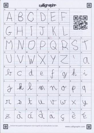typographie-manuscrite