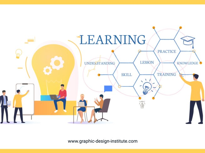Learn Graphic Design – What Exactly Graphic Designers Have to Do After Completion of Course