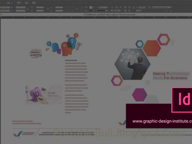 Role of InDesign in Advertising Design and Desktop Publishing