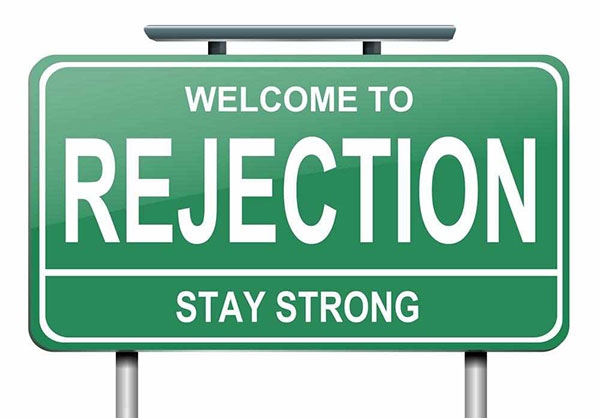 rejection handling