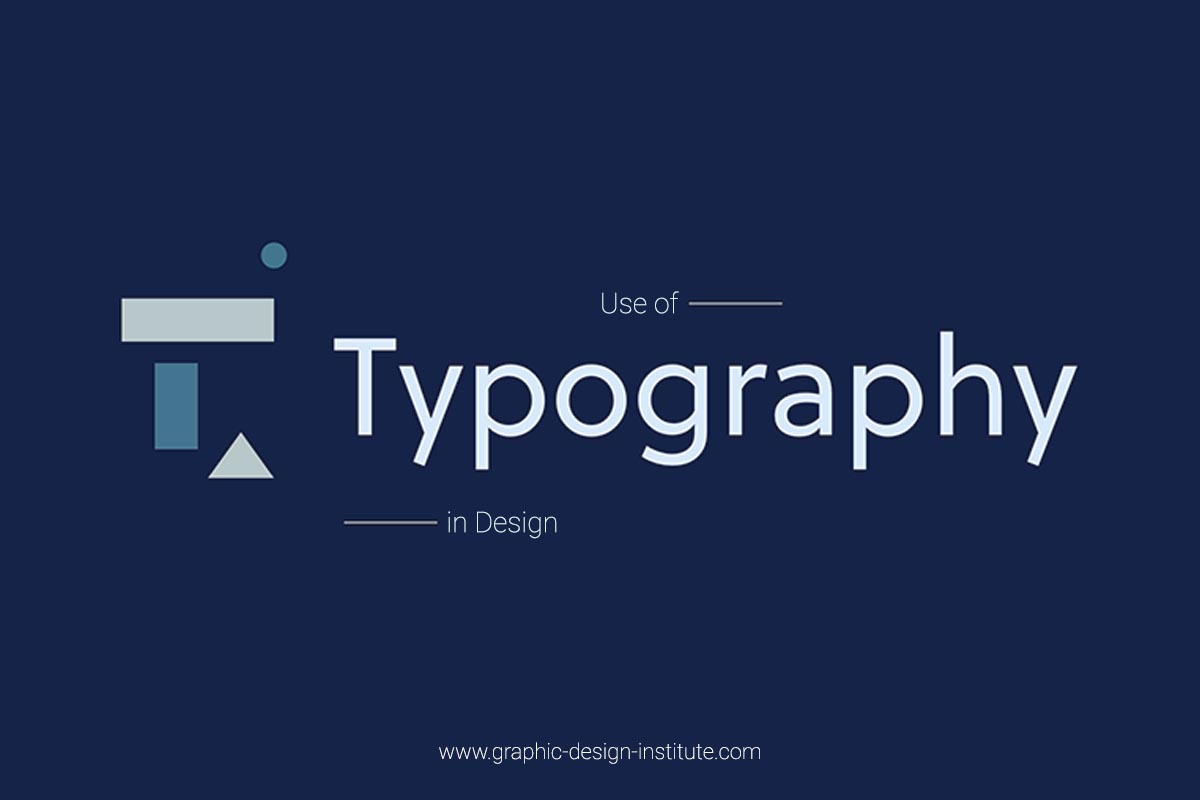 role of typography typefaces in designing