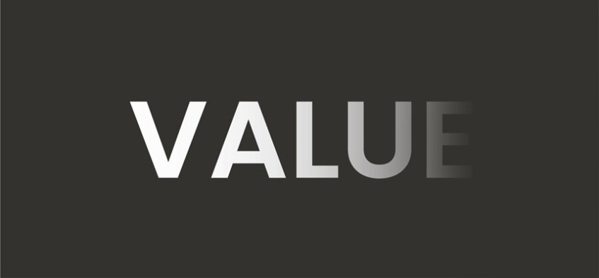 Value: Elements of Design