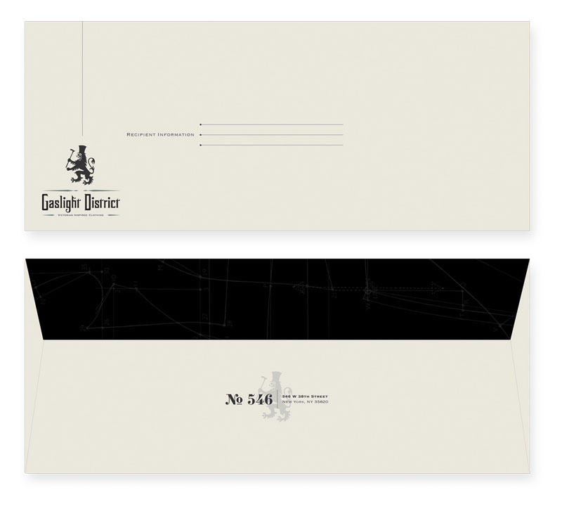 Gaslight Envelope
