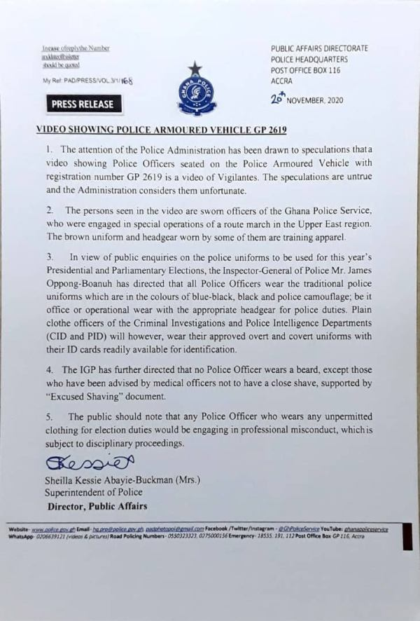 See the uniforms Police Officers will wear on Election Day (PHOTOS) 3
