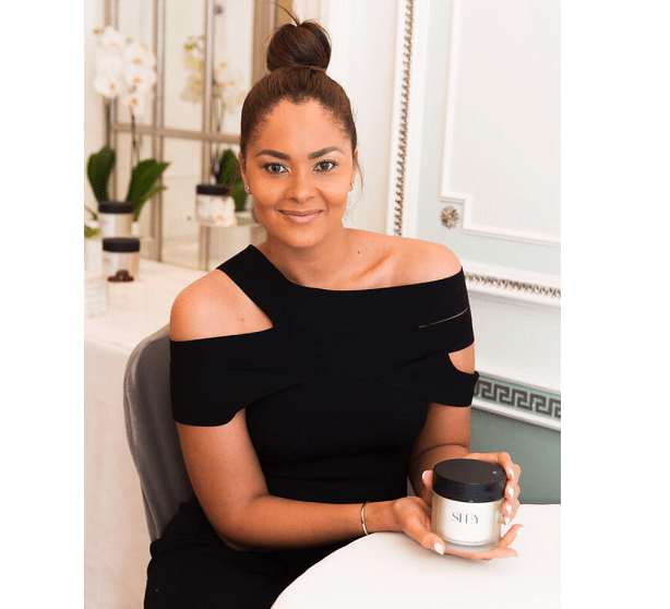 Menaye Donkor, wife of Sulley Muntari speaks on why they never had a white wedding 1
