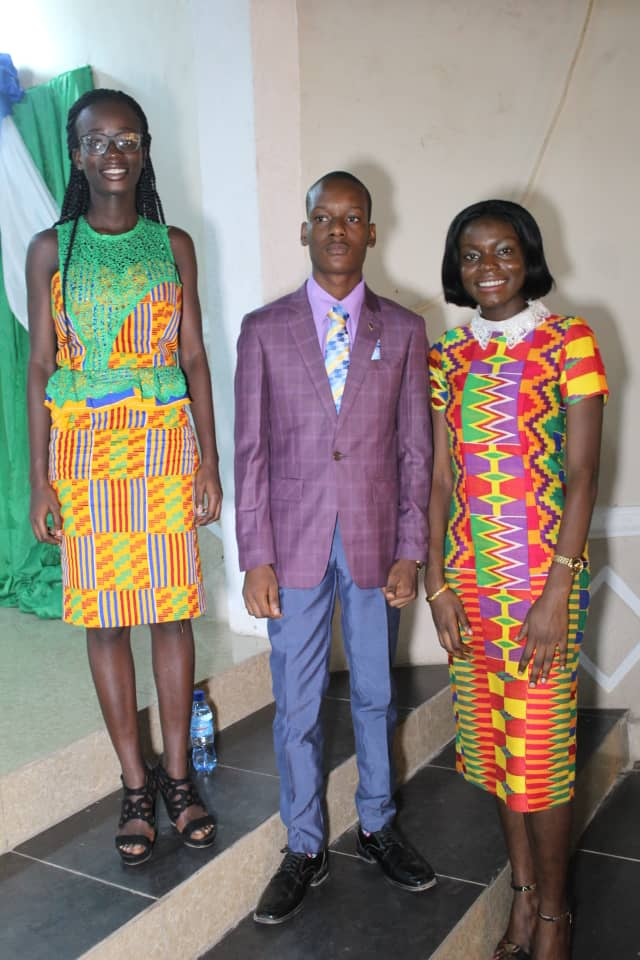 WAEC honours three outstanding students at International Excellence Awards in Freetown 1