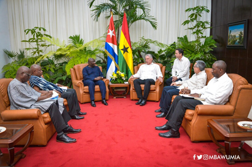 Cuba to train 40 medical students a year from Zongo and Deprived communities 1